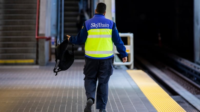 SkyTrain workers vote 96.8% in favour of job action