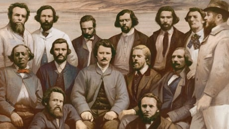 Canada Post stamp, Louis Riel and Red River Resistance