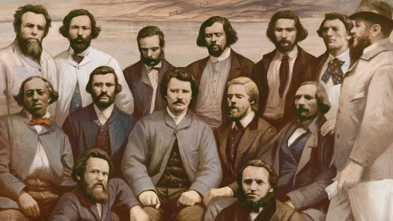 Canada Post stamp honours Louis Riel and the Red River Resistance