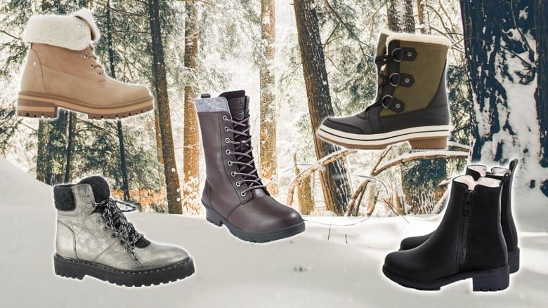 11 Women S Winter Boots That Are Snow And Ice Ready Cbc Life