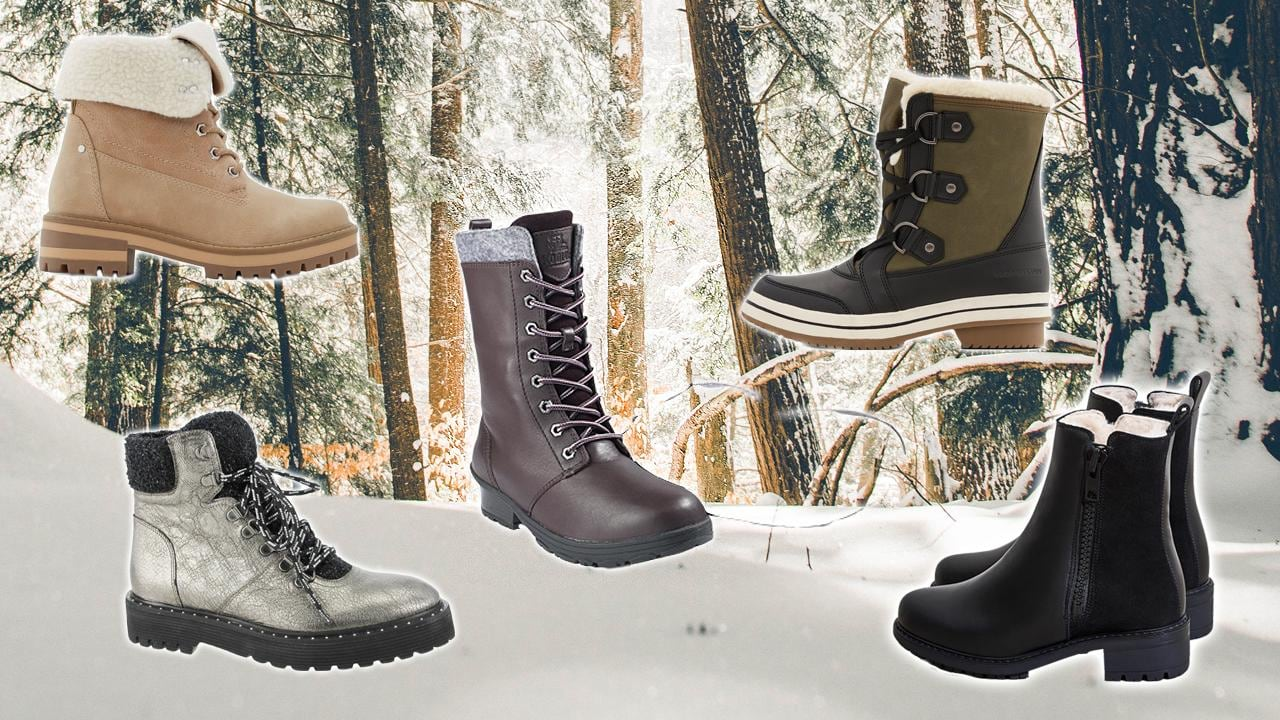 11 women's winter boots that are snow