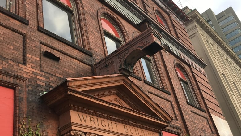 Farhi says theft, vandalism to blame for state of Wright Lithographing building