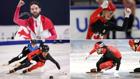 Canadians to watch: Short track speed skating