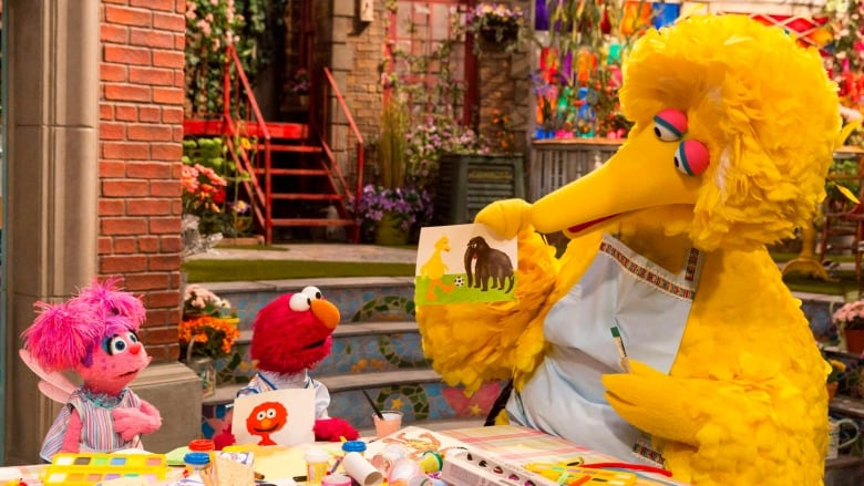 'Sunny days, sweepin' the clouds away': 50 years later, Winnipeggers still love Sesame Street