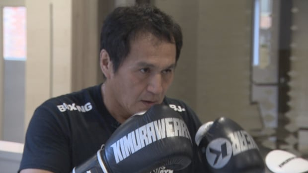 The fight of his life: How an Ojibway man stepped into the boxing ring to overcome his past