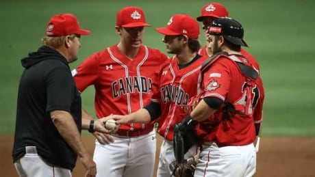 Game Wrap: Late triple eliminates Canada from Olympic baseball qualifier