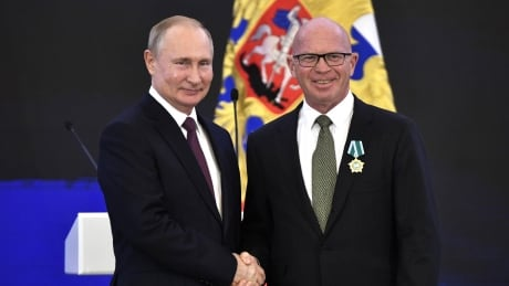 Durrant and Putin