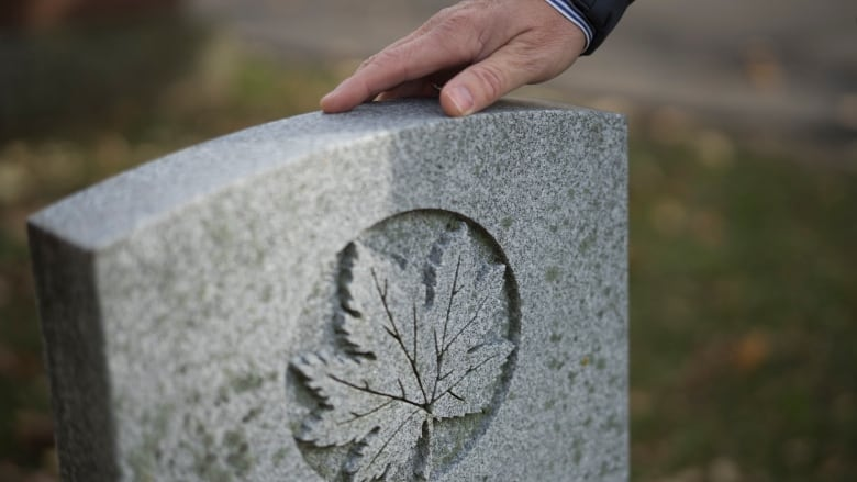 No soldier forgotten: keeping track of Canada's war graves