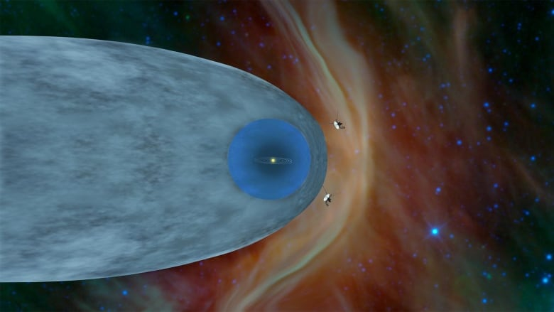 After a 42-year journey, Voyager 2 goes interstellar