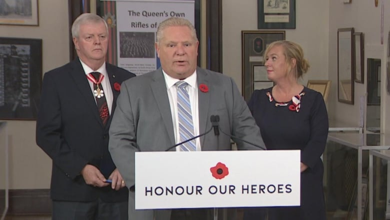 Queen's Park war memorial honouring Afghanistan veterans to be completed next fall