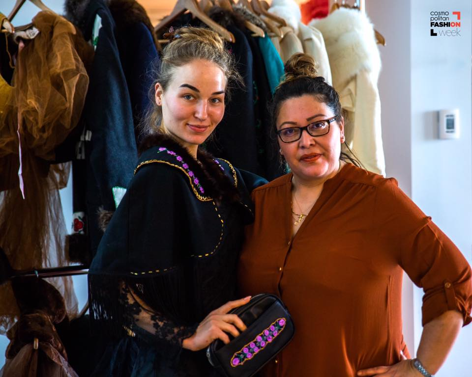Dene Fashion Designer Shows Her Work At International Event In Montreal Cbc News