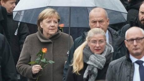 Germany Berlin Wall Anniversary