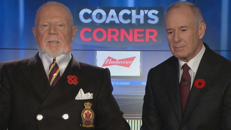Don Cherry's weaponization of poppy dangerously perverts Canada's national identity