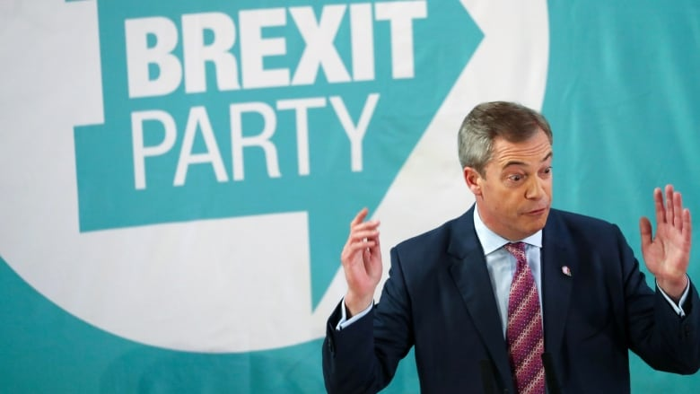 Election gift for Boris Johnson: U.K. Brexit Party stands down in Conservative seats