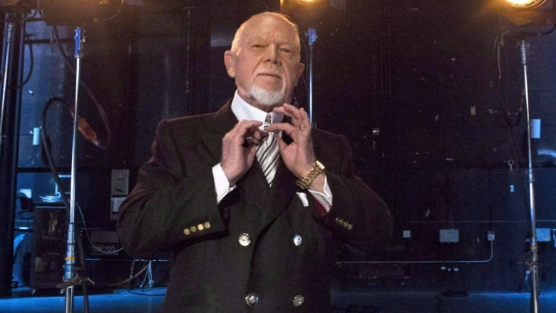 Don Cherry fired for discriminatory remarks, Sportsnet says