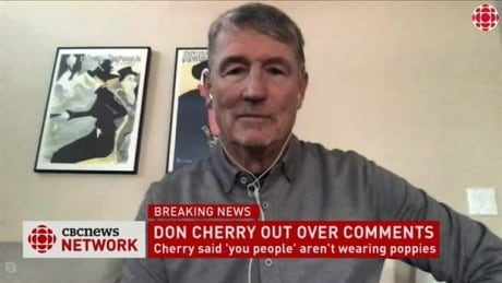 Dowbiggin on Don Cherry firing: 'What took so long?'