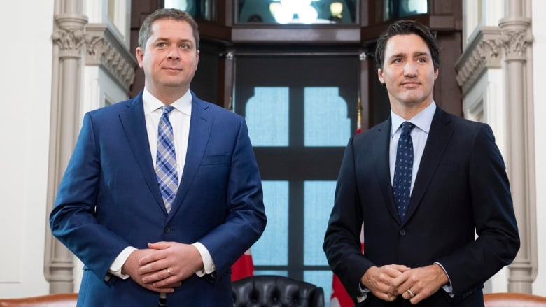 For the opposition, a dilemma: work with Trudeau, or cut him down early?