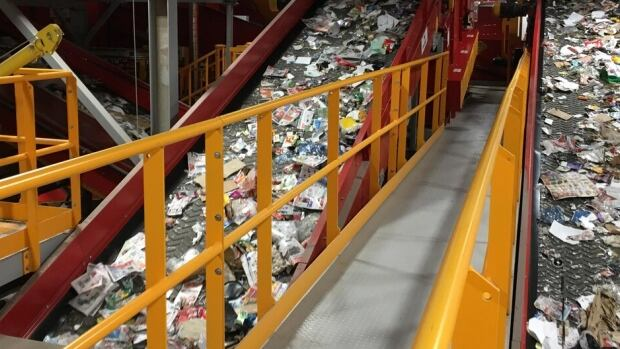 New recycling centre in Lachine will send glass to landfill for now - CBC.ca