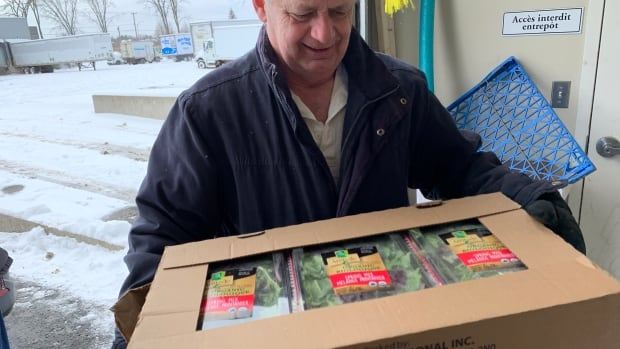 Busy Gatineau food banks bucking national trend - CBC.ca