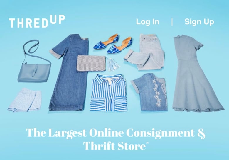 thredup - Thrifting is losing its stigma: second-hand clothes are sustainable — and cool