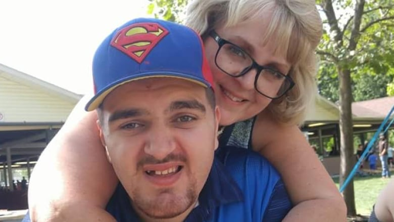 Mother speaks of 'intense pain' after second blow to the head from her son