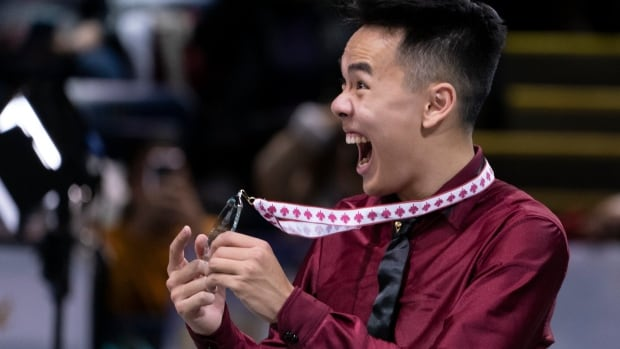 Canada's Nam Nguyen could outshine Russians at Rostelecom Cup