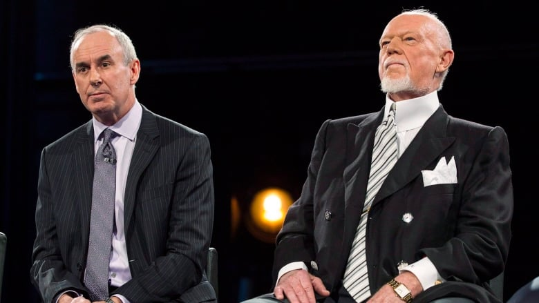 'You will see us on Saturday': Ron MacLean mum on what HNIC will look like post-Cherry