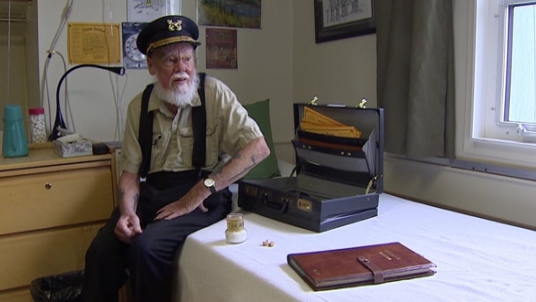 Captain Dick Stevenson, inventor of Yukon's infamous 'Sourtoe Cocktail,' has died
