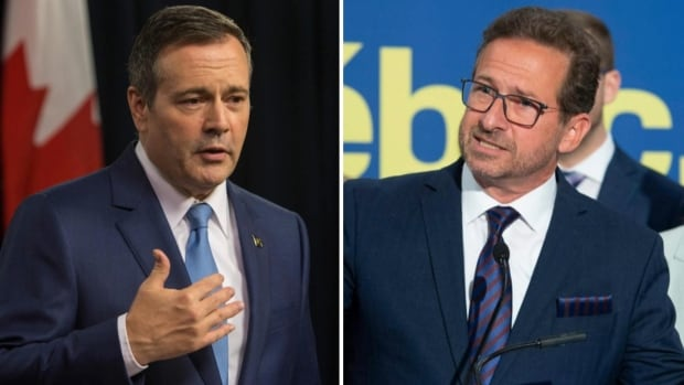 OPINION   OPINION   Alberta Premier Jason Kenney might be bilingual but he needs to learn a new language   CBC News