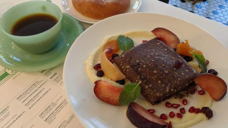 Smoked meat, matzo, bagels and blintz: June's serves comfort food classics