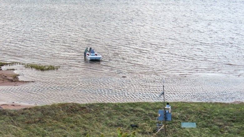 Weather station added on Hog Island to better prepare for climate change