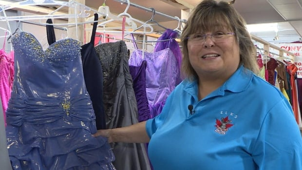 Grad gowns being given away for free in Gander with new program - CBC.ca