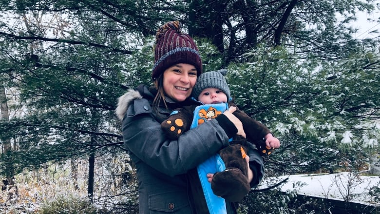 Sudbury woman fighting for job after being fired while on maternity leave