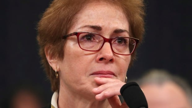 Ex-U.S. ambassador to Canada praises witness in impeachment inquiry disparaged by Trump