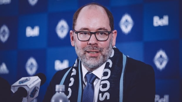 Whitecaps hire longtime German soccer executive Axel Schuster as sporting director