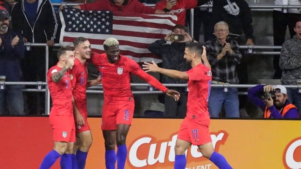 U.S. routs Canada in CONCACAF Nations League match