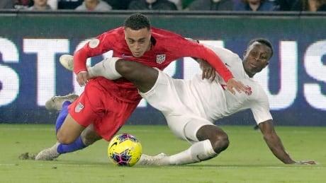 Canada US Soccer