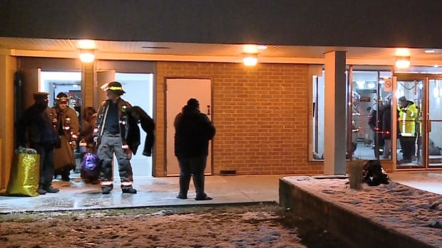 Body found on balcony after highrise fire in North York, building evacuated