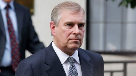 Epstein Accuser-Prince Andrew