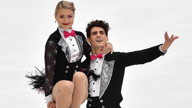 Toronto's Gilles, Poirier collect ice dance silver at Grand Prix of Russia