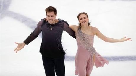 Russia's Victoria Sinitisina and Nikita Katsalapov grab gold in ice dance
