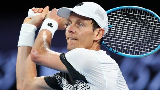 Former world No. 4 Tomas Berdych retires from tennis at 34 - CBC.ca
