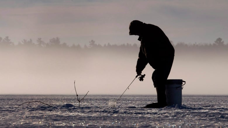Casselman angles for increased ice fishing surveillance