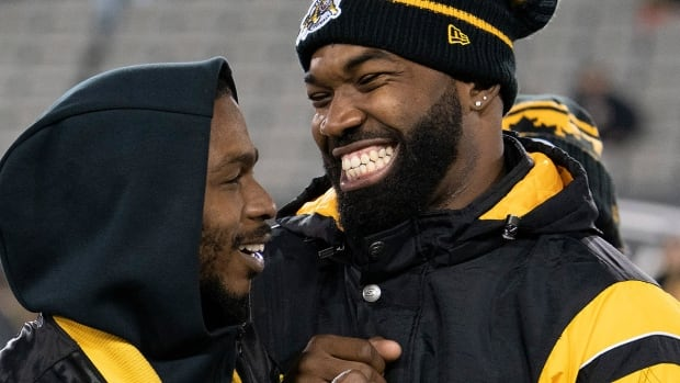 Well-rested Tiger-Cats anxious to host Trevor Harris, Eskimos in East Final