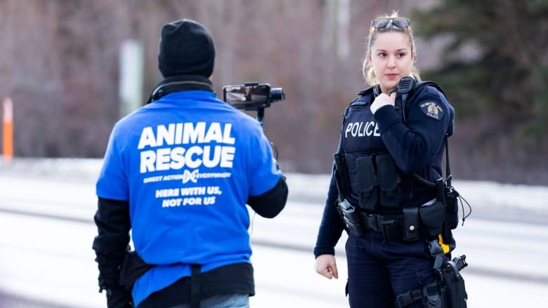 2 sled dog companies targets of 'Liberation Lockdown' protests