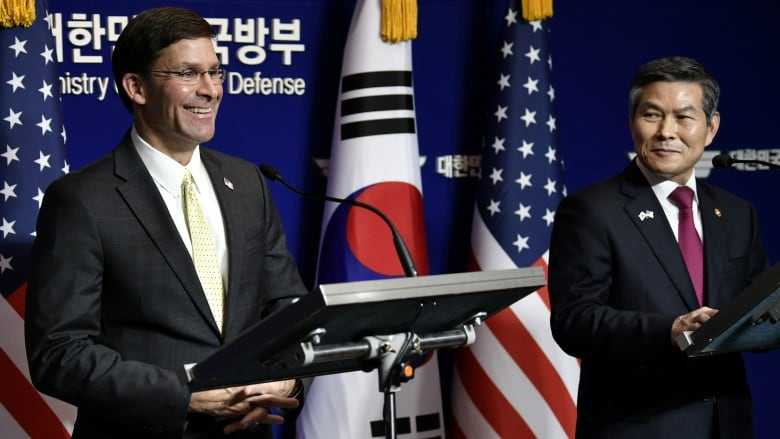 U.S., South Korea postpone military drills to bolster peace effort with North Korea