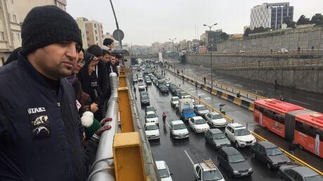 IRAN-FUEL/PROTESTS