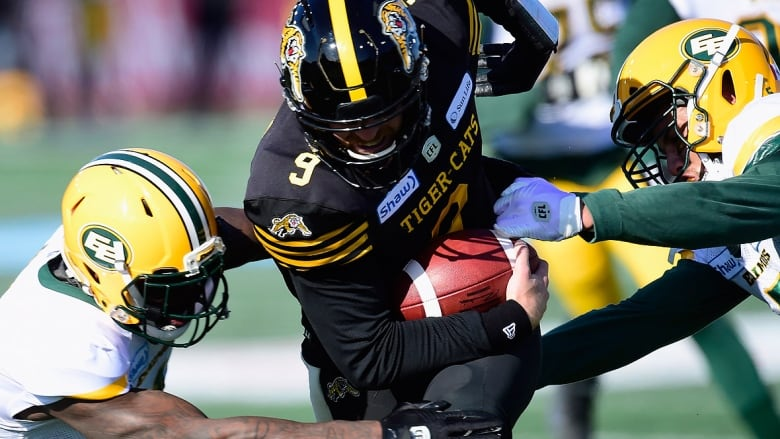 High-scoring Tiger-Cats clinch first Grey Cup berth since 2014