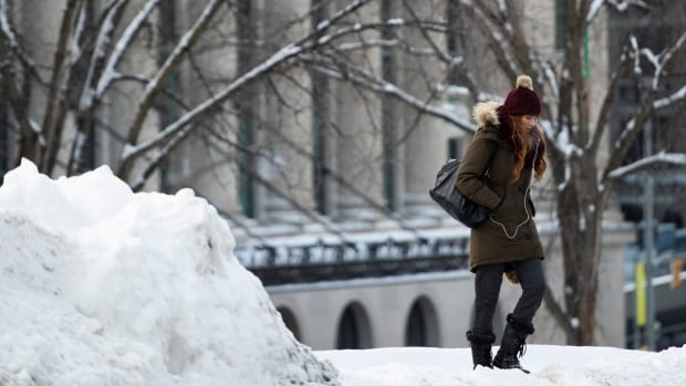 Long, cold, messy winter that's 'more frozen than thawed' ahead for most of Canada