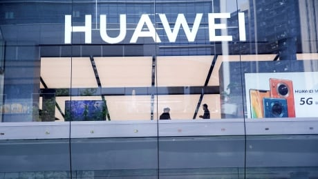 CHINA-SMARTPHONE/HUAWEI